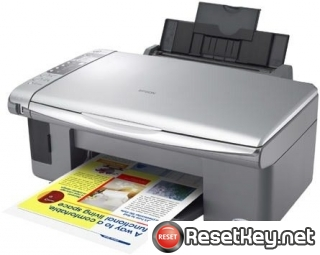 Reset Epson CX3500 printer Waste Ink Pads Counter