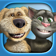Talking Tom && Ben News