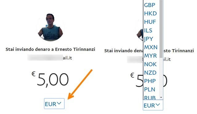 inviare-denaro-configurazione