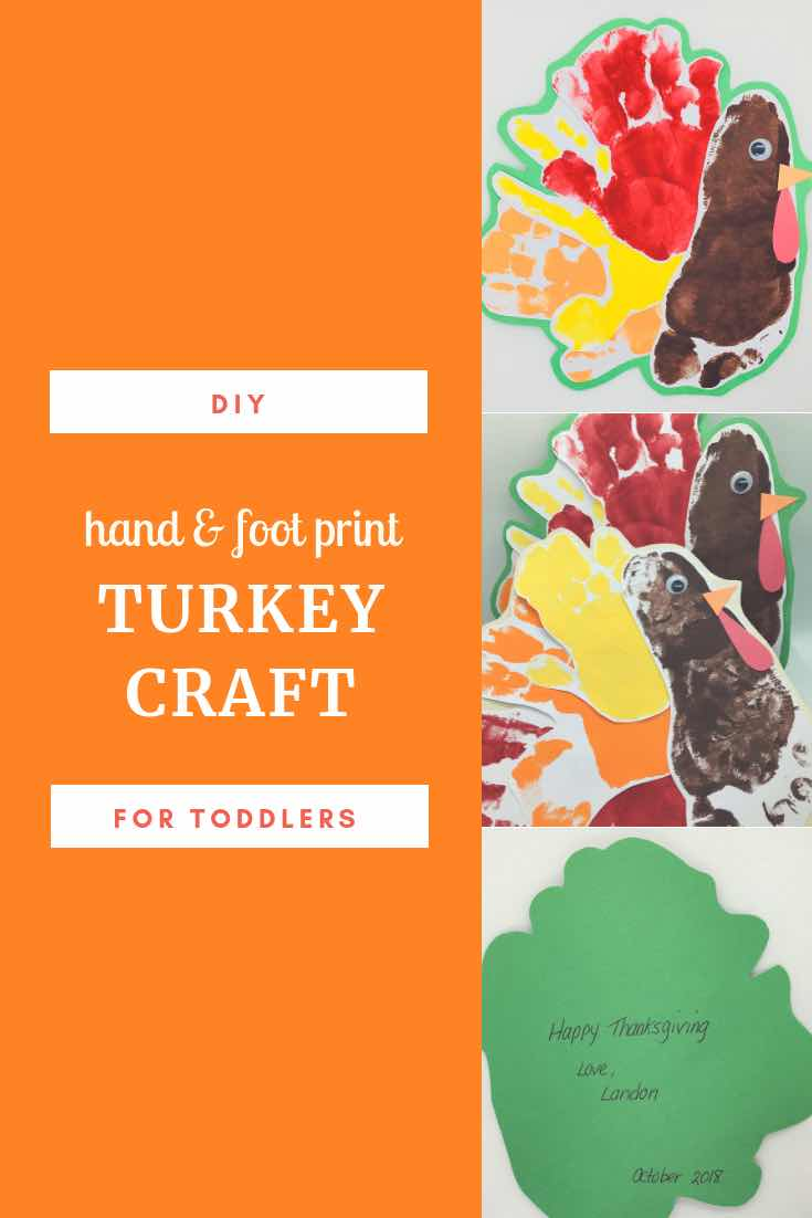 Diy Turkey Craft For Toddlers There S A Shoe For That