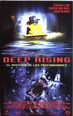 Bạch Tuộc Khổng Lồ - Deep Rising