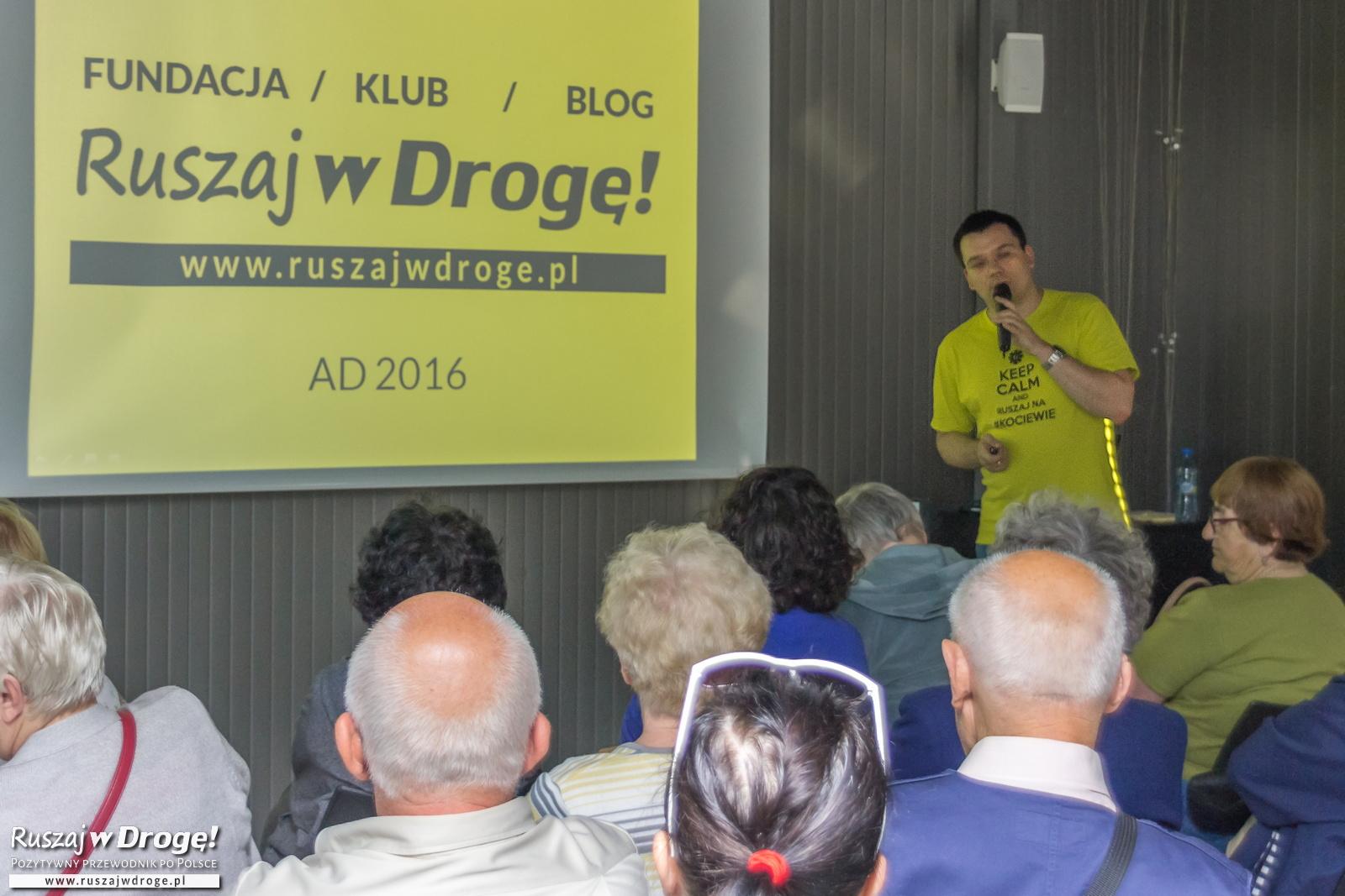 Ruszaj w Drogę! Fundacja Klub i Blog