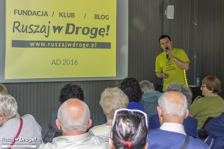 Ruszaj w Drogę - Fundacja, slajdowiska podróżnicze i blog o podróżach po Polsce