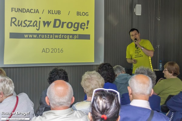 Ruszaj w Drogę - Fundacja Blog i Klub Podróżniczy