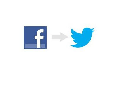 Trang Facebook to Twitter