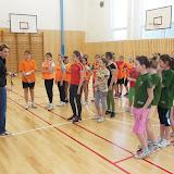 Preventan Cup 2012/2013, vybíjená dívek 4. - 5.r.