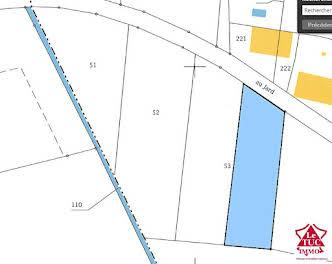 Terrain 1530 m2