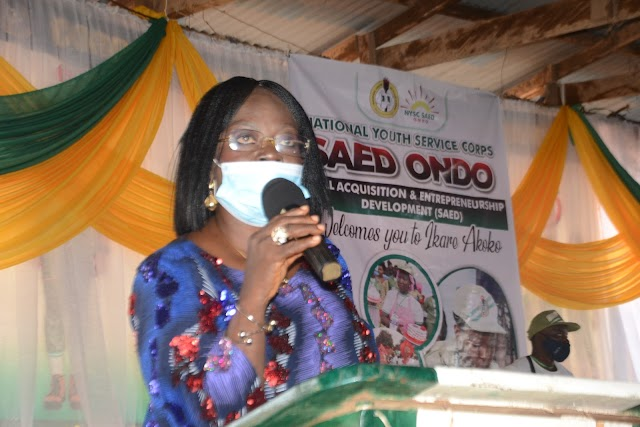 NYSC Committed To Capacity Building Of Graduate Youths —Director SAED
