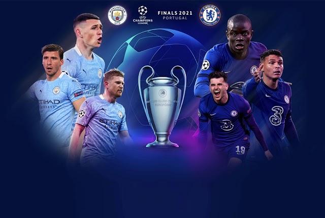 Watch Live Stream Match: Manchester City Vs Chelsea (UEFA CHAMPIONS LEAGUE)