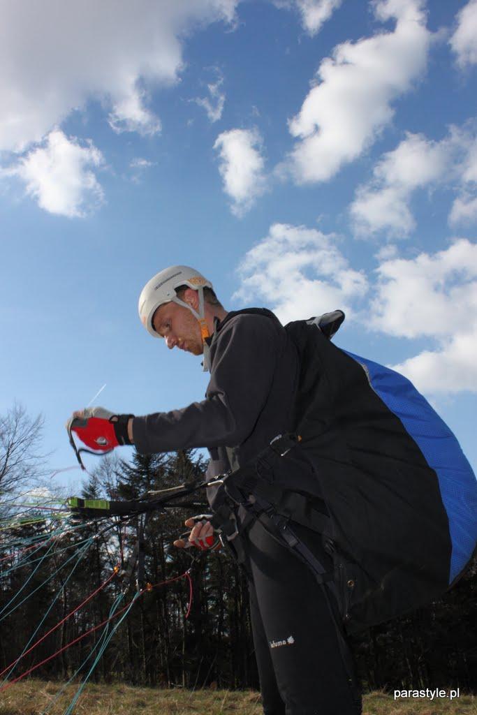 Szkolenia paralotniowe Kwiecień 2011 - IMG_5425.JPG