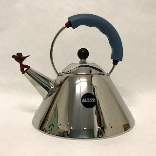 Alessi NEW Tea Kettle