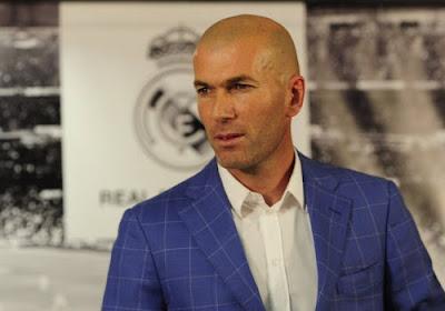 """Zidane évoque Hazard à l'aube de son premier match : """"Il peut encore franchir un palier"""""""