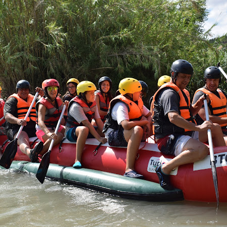 Descenso en Rafting y Banana boat 12/08/2017