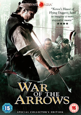 Cung Thủ Siêu Phàm - War Of The Arrows