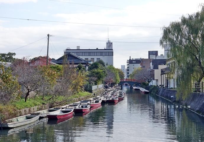 16日本九州自由行 日本威尼斯 柳川遊船  蒸籠鰻魚飯  みのう山荘-若竹屋酒造場