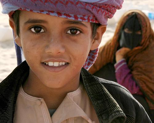 Omani boy (photo credit: cinderea.com)