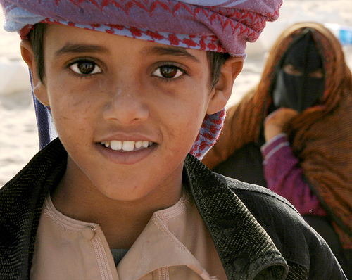 Omani boy (photo credit: cinderea.com)
