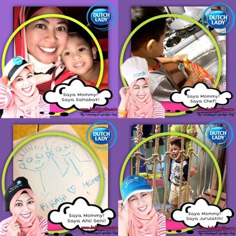DUTCH LADY 4TAHAP NUTRI PLAN™ Membantu Mommy Di Dalam Penerokaan Iman Firash! 2