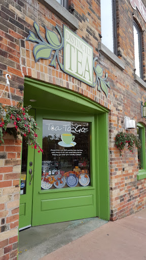 Distinctly Tea, one of the stops on Stratford's Pumpkin Trail