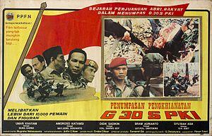 Fiksi Film G 30 S PKI Melupakan Visi Pengorbanan NU