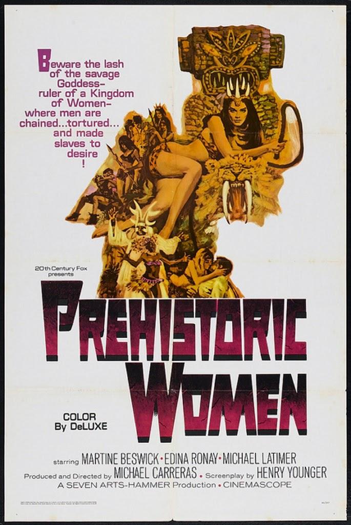 Prehistoric Women (1967)