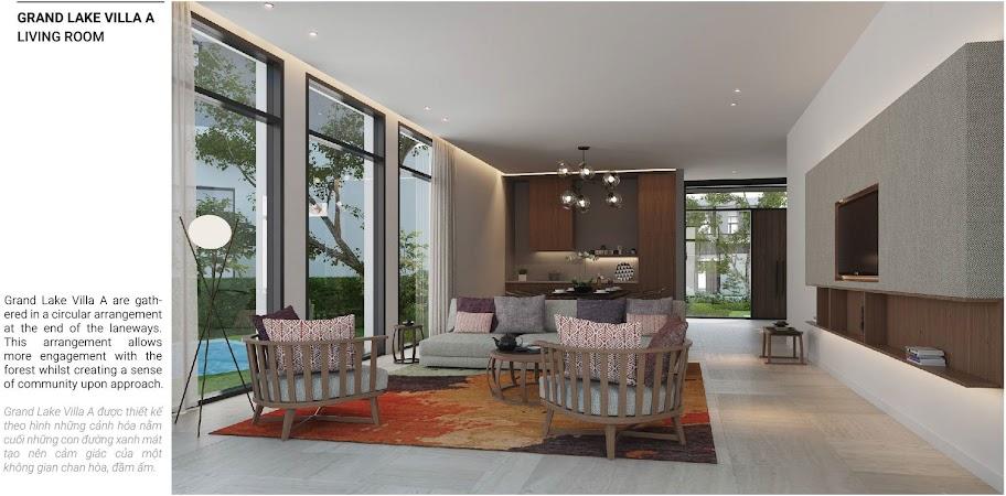 Living room Resort