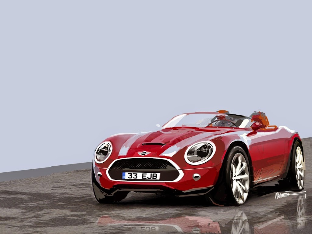 MINI Superleggera Vision Concept 59