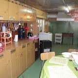 La cucinetta a Quemchi