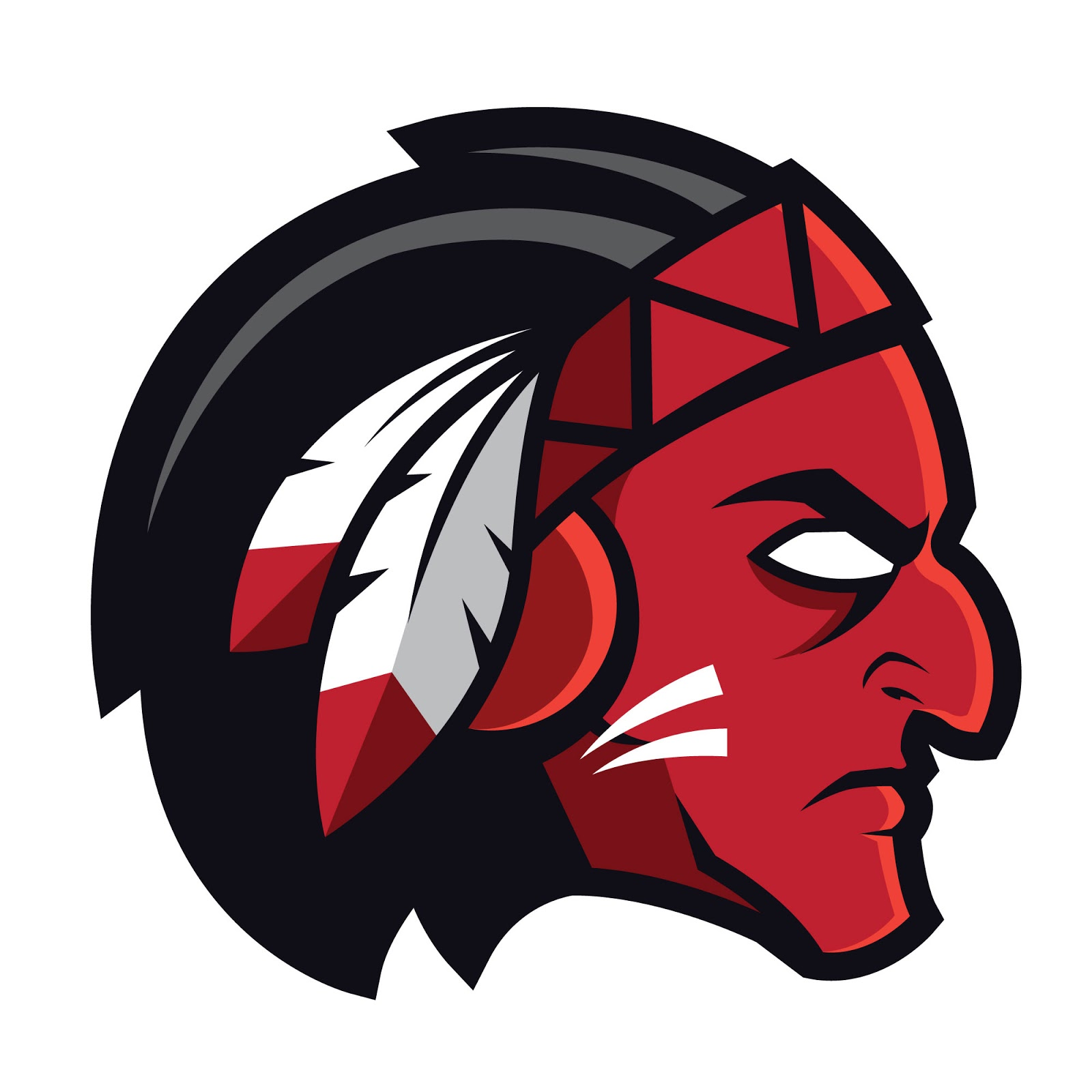 Chief Mascot Logo Free Download Vector CDR, AI, EPS and PNG Formats