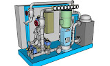 Skid Assembly, Westinghouse Nuclear Service Center, Richland, Washington, Radiation Decontamination Experts