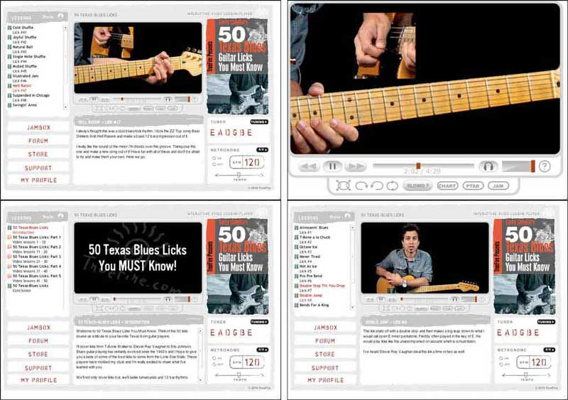 Corey Congilio - 50 Texas Blues Licks You Must Know