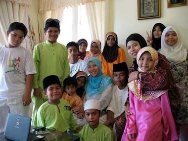 Keluarga Besar Saya