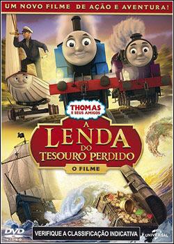 Baixe imagem de Thomas e Seus Amigos   A Lenda do Tesouro Perdido (Dublado) sem Torrent