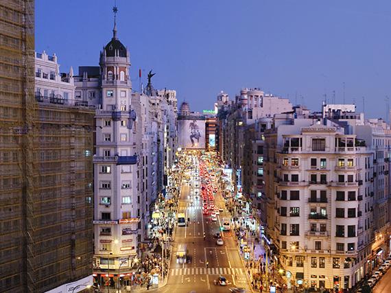 Madrid, la ciudad más visitada de España en 2015