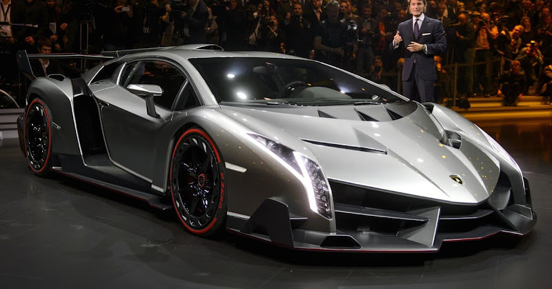 Lamborghini Veneno – $4.5 Million (1)