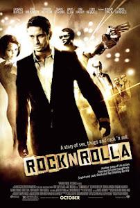 Rút Súng Là Bắn - Rocknrolla poster