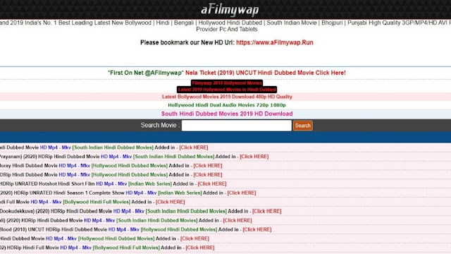 Afilmywap 2021: The Best Site for Latest Movies, TV Shows, and Music