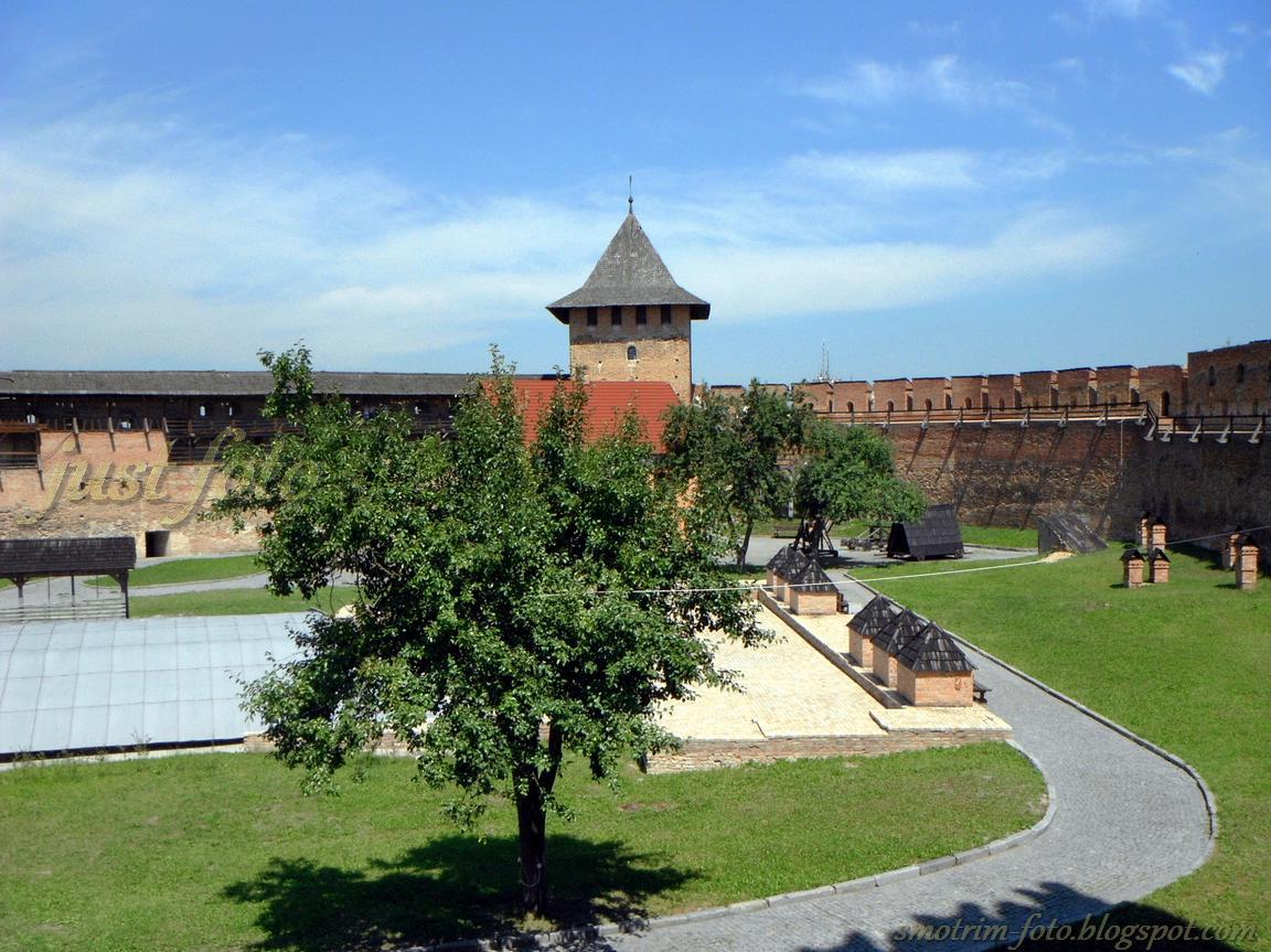 Старый Луцк - Владычья башня фото