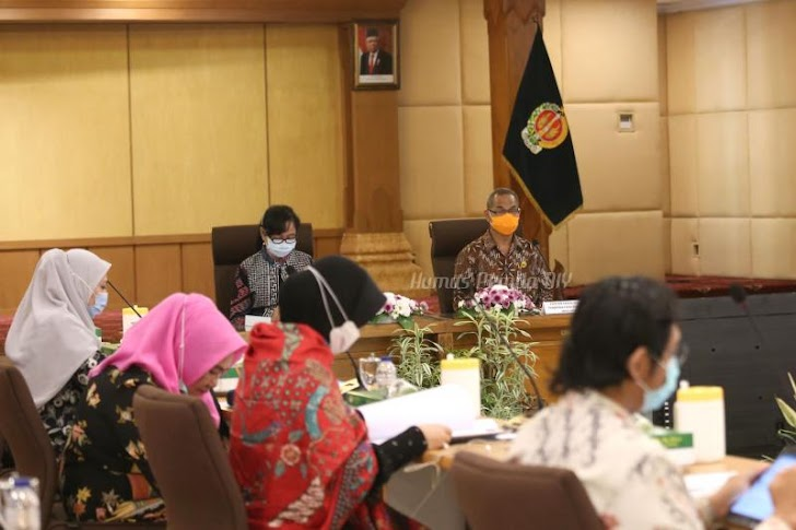 Komisi X DPR RI Temui Pemda DIY, Esty Wijayanti: Bahas Peta Pendidikan