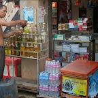 Siem Reap - Tankstelle & Laden