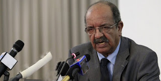 Messahel s'entretient avec le ministre mauritanien des Affaires étrangères