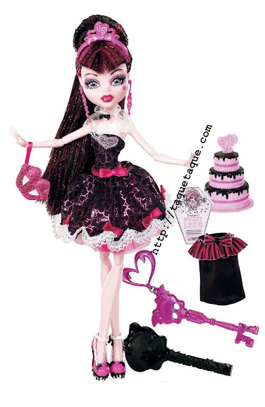 Monster High - Draculaura Sweet 1600