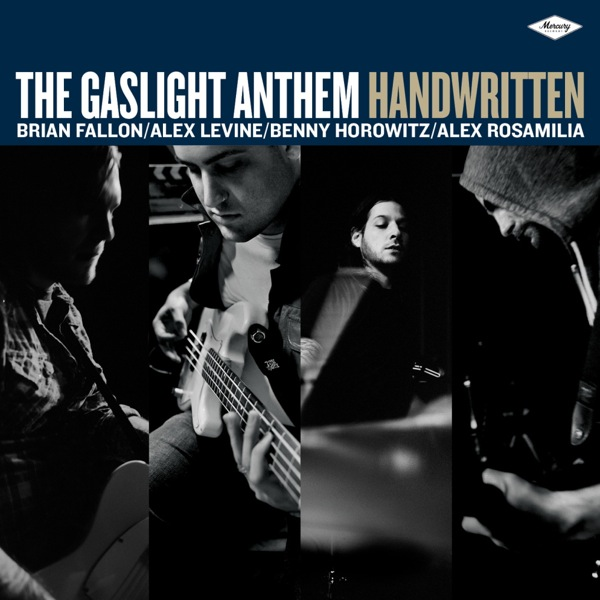 The Gaslight Anthem - Here Comes My Man Lyrics