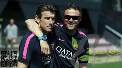 أنزوي مساعد مدرب برشلونة السابق : بعض اللاعبين لا يتحملون ضغط ميسي