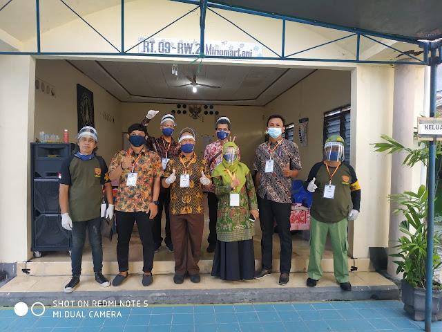 TPS 17 Pemilihan Lurah Desa Minomartani