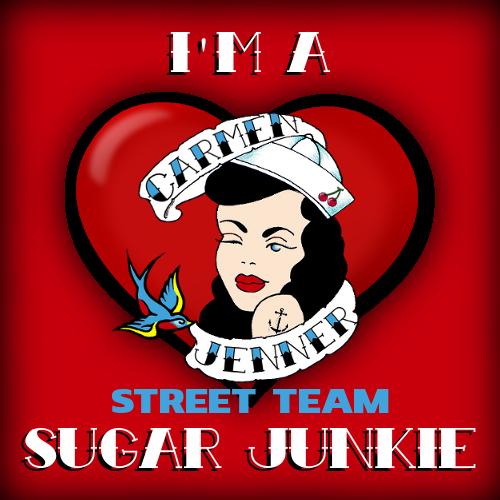 Carmen Jenner Street Team