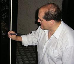 Angelo Stagnato Tuer, Angelo Stagnaro