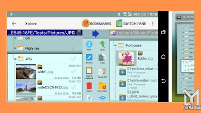 aplikasi file manager untuk pc
