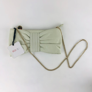 Valentino RED White Bow Crossbody