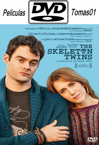 The Skeleton Twins (2014) DVDRip